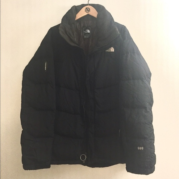 76a3baa1b North Face, Rocco, Men's Black 600 Down jacket, M